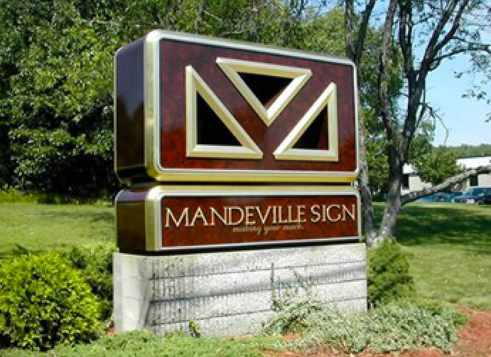 Outdoor Commercial Signs – Mandeville Sign, Inc